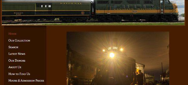 Alberta Historical Resources - Alberta Railway Museum