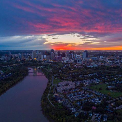 Fire-In-The-Sky-Alberta-Drone-Pilots