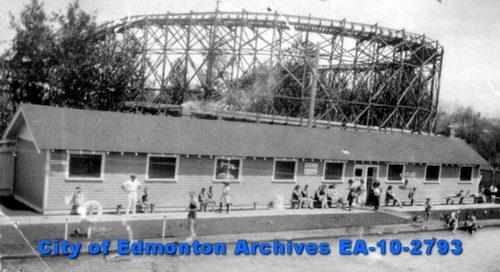History of Borden Park - City of Edmonton Alberta Canada - EA-10-2793