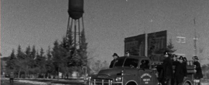 Alberta Fire Brigade - 1958 - Vegreville, Alberta